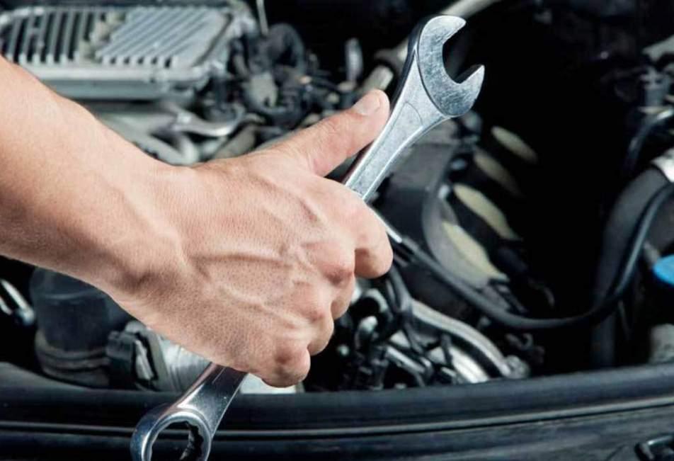 servicio de mantenimiento de vehículos