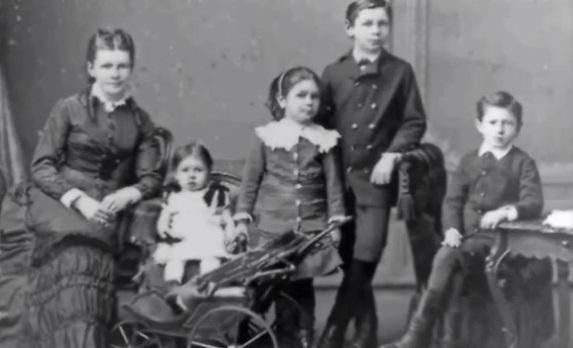 Bertha Benz familia